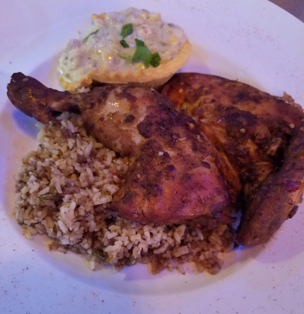 Chicken and Dirty Rice