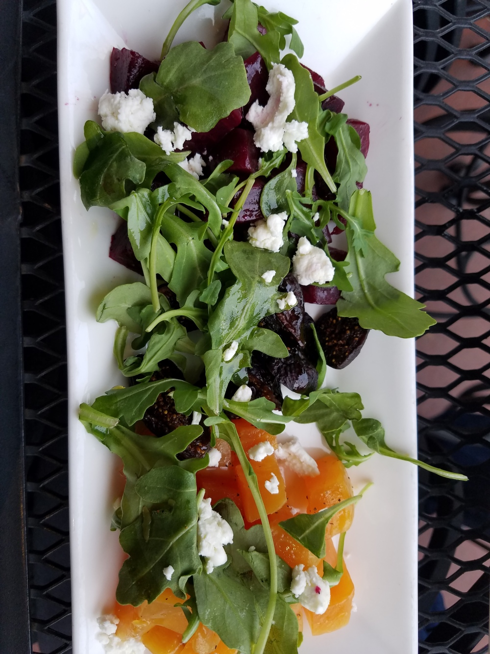 Beet Salad at Dolce Vita