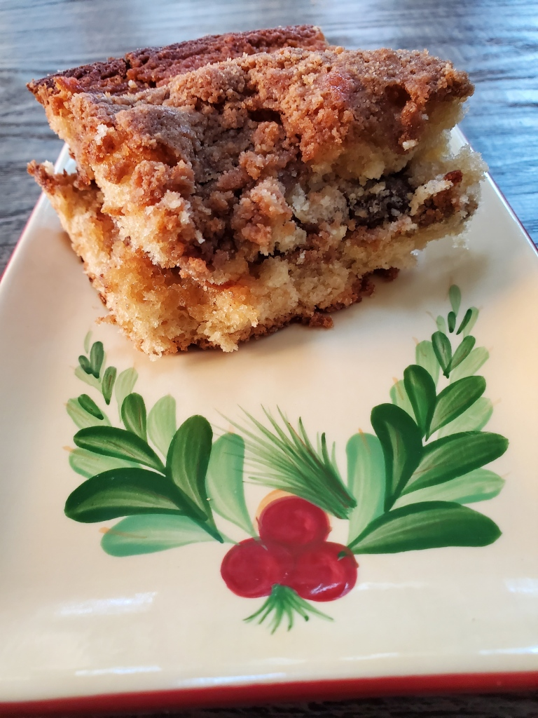 Picture of Coffee Cake with cinnamon sugar swirl